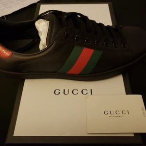 Guccio gucci shoes size 12 us